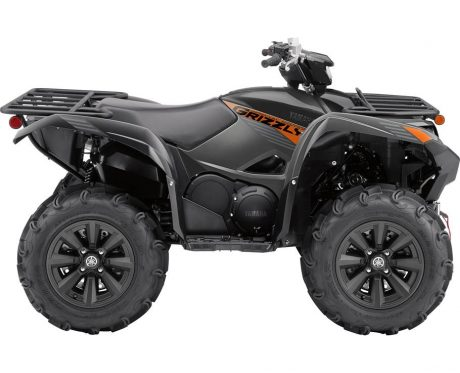 2021 Yamaha GRIZZLY EPS SE TACTICAL BLACK
